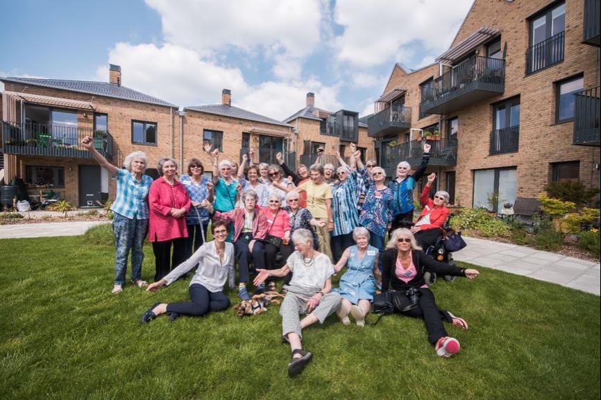 Cohousing High Barnet